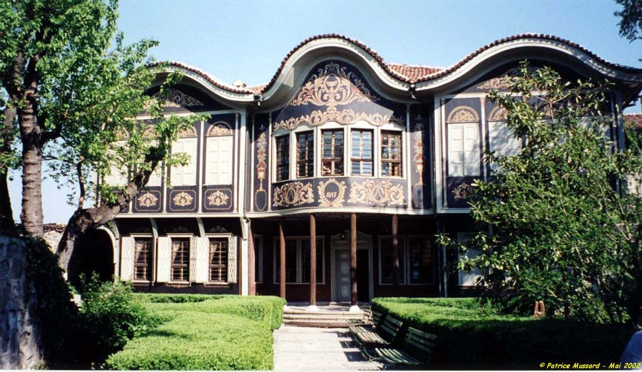Plovdiv for Jardin lamartine